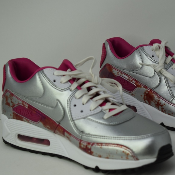 Nike Air Max 90 PRM QS Women's shoe 744596 001 New NWT